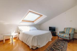 Кровать или кровати в номере Exclusive Hotel La Reunion