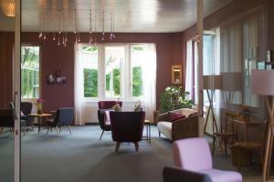 Ein Restaurant oder anderes Speiselokal in der Unterkunft Hotel und Seminarhaus Ländli