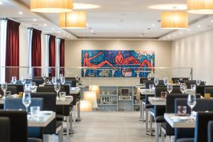 Um restaurante ou outro lugar para comer em Vila Gale Collection Elvas
