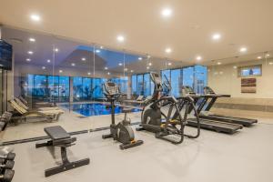 O centro de fitness e/ou as comodidades de fitness de Vila Gale Collection Elvas