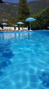The swimming pool at or near Hotel Weingarten