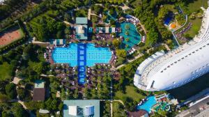 منظر Concorde De Luxe Resort - Ultra All Inclusive من الأعلى