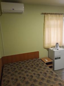 Кровать или кровати в номере Bermudy
