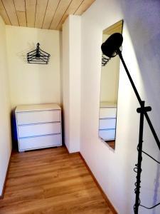 Кровать или кровати в номере Haus Vordertiefenbach