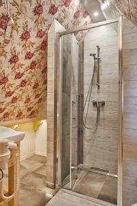 Łazienka w obiekcie Gorce Oasis