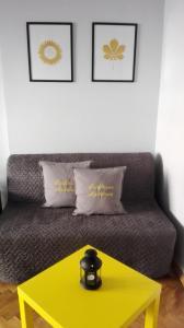 Część wypoczynkowa w obiekcie Sunflower Apartment
