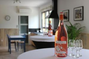 Drinks at Maison des Vignerons