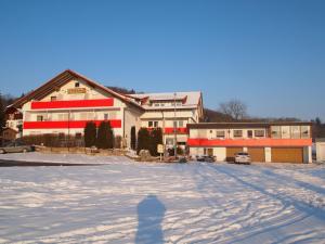 Gästehaus Hirlinger im Winter