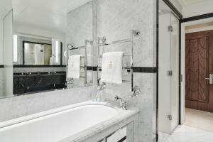 A bathroom at Claridge's