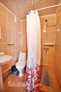 Ванная комната в Отель «Берег Мечты»