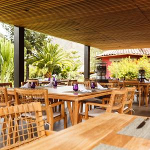 A restaurant or other place to eat at Sol y Luna - Relais & Chateaux