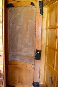 Ванная комната в База Отдыха Красные Ворота
