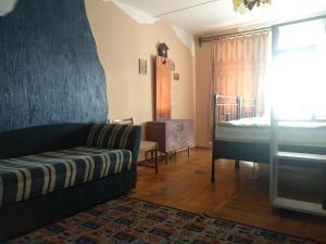 Гостиная зона в Уютная квартира