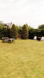 Ogród w obiekcie Pokoje Gościnne Gazda