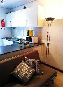 A cozinha ou kitchenette de Casa da Travessa