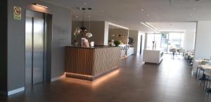 El vestíbulo o zona de recepción de Tramuntana