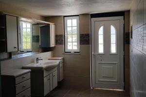 Uma casa de banho em Belmonte - Solar Rubina