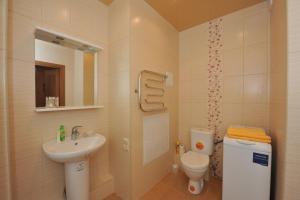 Ванная комната в Апартаменты на Новороссийской