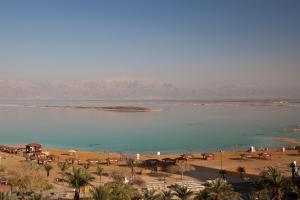 A bird's-eye view of Isrotel Ganim Hotel Dead Sea