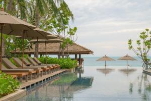 The swimming pool at or near Banana Fan Sea Resort - SHA Plus Certified