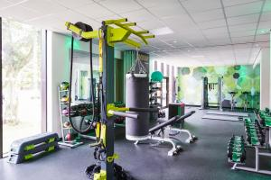 The fitness centre and/or fitness facilities at Mercure St Helens