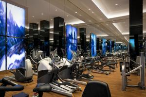 The fitness center and/or fitness facilities at The Sukhothai Bangkok