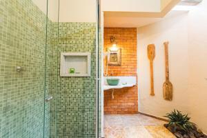 Um banheiro em Vila Parnaiba