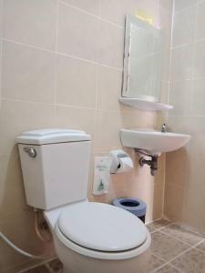 Ein Badezimmer in der Unterkunft Bundhaya Resort