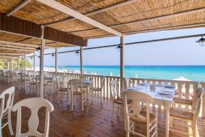 A restaurant or other place to eat at GHotels Pallini Beach