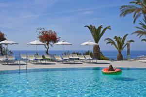 Poolen vid eller i närheten av Rodos Princess Beach Hotel