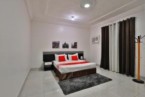 Cama ou camas em um quarto em Mayar International Furnished Unit 2