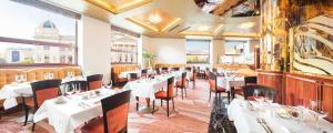 Ресторан / где поесть в Occidental Praha Wilson
