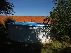 The swimming pool at or near Villa el Gallo