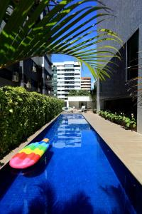The swimming pool at or close to Porto Kaeté Hotel - ex Hotel Porto Jatiuca