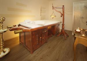Ein Badezimmer in der Unterkunft Hotel Brenner