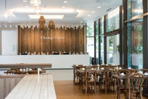 A restaurant or other place to eat at Changi Cove (SG Clean)