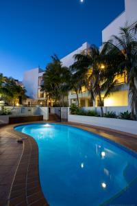 The swimming pool at or close to Bay Royal Apartments
