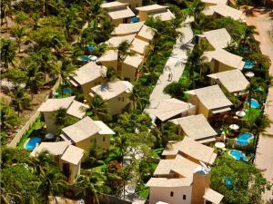 Een luchtfoto van Serhs Villas Da Pipa Hotel