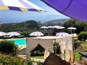 The swimming pool at or near Bajaloglia Resort