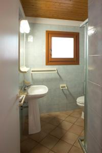 Ein Badezimmer in der Unterkunft Belvedere Pineta Camping Village Grado