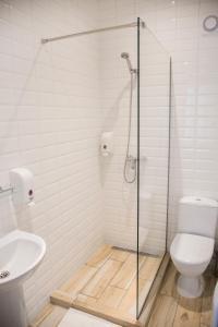 Ванная комната в VIP Hotel