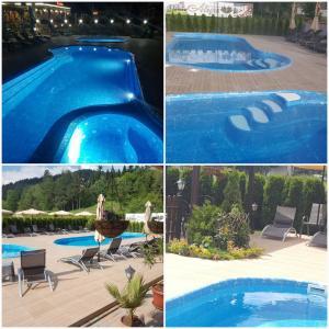 Бассейн в Hotel Alegra или поблизости