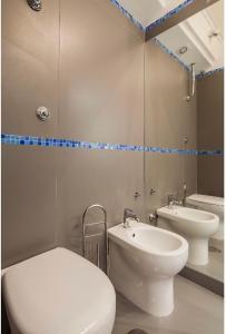 A bathroom at Salerno Center House