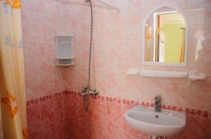 Ванная комната в Guest House on Il'icha