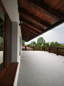 A balcony or terrace at BBS Residence
