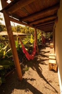 Parquinho infantil em Hostel e Pousada Casa de Paixão Caraíva