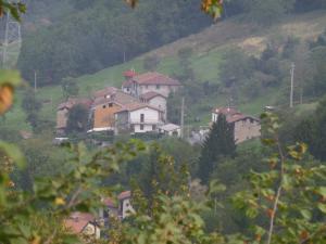 A bird's-eye view of B&B Partenza Funivia