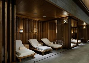 Spa and/or other wellness facilities at Four Seasons Hotel Kyoto