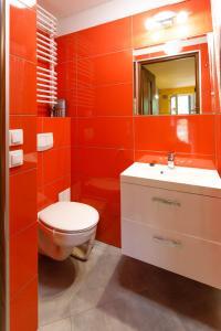 Łazienka w obiekcie OW Diana