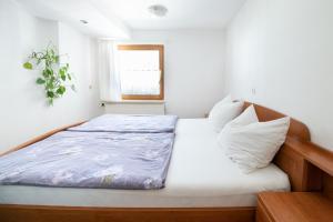 Postelja oz. postelje v sobi nastanitve Mateja House